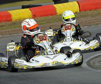 Tweeling Tim en Nick Gerhards maakt het waar in de Winter Cup: eerste en derde in eindstand!